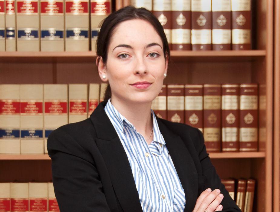 Senabre Abogados Benidorm - Bufete - Emma Tania Gala Gallego - Colegiada ICALI nº 8017